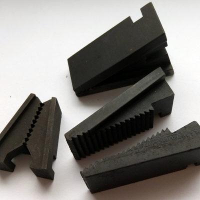 Запасные губки к захвату для заправки проволоки